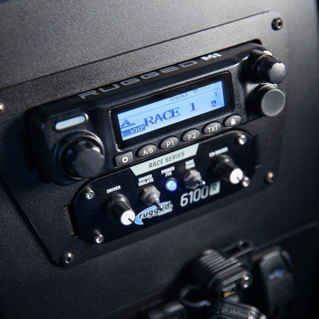 Rugged M1 Race Series Radio