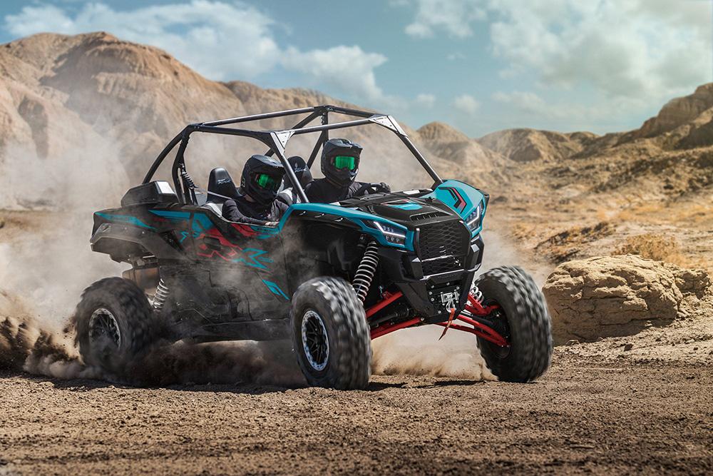 2022 Kawasaki Teryx KRX Lineup